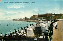 BATHING SANDS & PROMENADE, WESTONVILLE