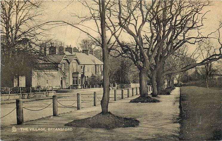 THE VILLAGE, BRYANSFORD