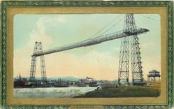 TRANSPORTER BRIDGE (LOOKING N.W.)