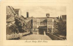 BISHOP HALL'S PALACE