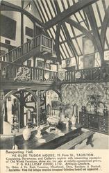BANQUETING HALL, YE OLDE TUDOR HOUSE, 15 FORE ST., TAUNTON