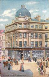 """DRURY'S CORNER"", SUNDERLAND , BAG & BOX TRADE advert"
