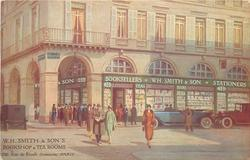 BOOKSHOP & TEA ROOMS  248 RUE DE RIVOLI (CONCORDE) PARIS