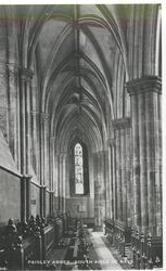 SOUTH AISLE OF NAVE