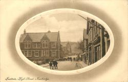 INSTITUTE, HIGH STREET, NEWBRIDGE