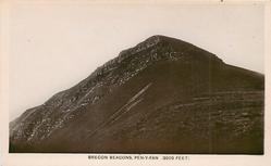 BRECON BEACONS, PEN-Y-FAN (2905 FEET)
