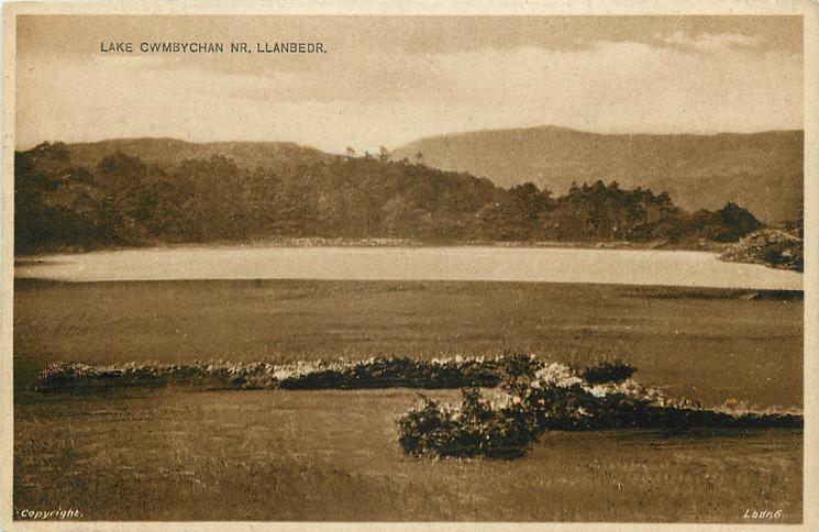 LAKE CWMBYCHAN