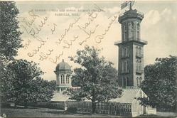 CONSERVATORIES AND TOWER