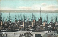 LERWICK, FROM FORT CHARLOTTE