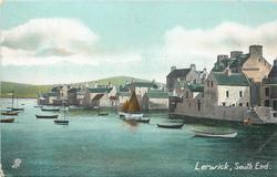 LERWICK, SOUTH END
