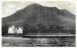 SCONSER HOUSE HOTEL FROM SOUND OF RAASAY