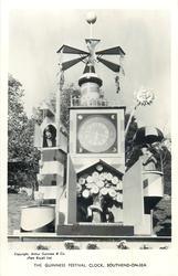 THE GUINNESS FESTIVAL CLOCK