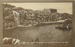 THE WATERFALL, SOUTH PROMENADE