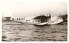 CORINTHIAN  landed on water & moored, G-AEUF