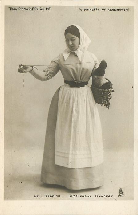 NELL REDDISH  MISS ROSINA BRANDRAM