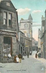 LERWICK, COMMERCIAL STREET