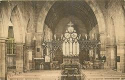 ST. HELEN'S CHURCH (INTERIOR)
