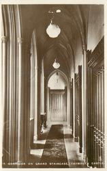 A CORRIDOR ON GRAND STAIRCASE