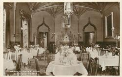 BARON'S DINING ROOM