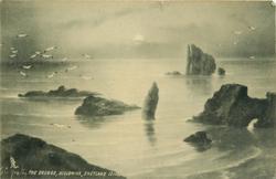 THE DRONGS, HILLSWICK, SHETLAND ISLANDS