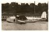 THE IMPERIAL FLYING-BOAT CALYPSO OF IMPERIAL AIRWAYS USED ON THE EMPIRE ROUTES. G-AEUA