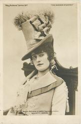 GRAND DUCHESS OF BERG (NAPOLEON'S SISTER), MISS KITTY GORDON