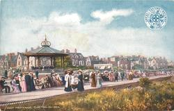 EAST PROMENADE, CLACTON-ON-SEA,