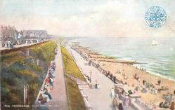 THE PROMENADE, CLACTON-ON-SEA
