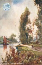 THE NORFOLK BROADS, COLTISHALL, NR. NORWICH