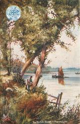 THE NORFOLK BROADS, FRITTON LAKE