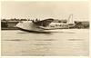 "THE IMPERIAL AIRWAYS EMPIRE FLYING-BOAT ""CAPRICORNUS"", G-ADVA"