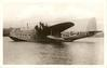 THE IMPERIAL FLYING-BOAT CASSIOPEIA OF IMPERIAL AIRWAYS USED ON THE EMPIRE ROUTES, G-ADUX
