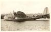 THE IMPERIAL FLYING-BOAT CASTOR OF IMPERIAL AIRWAYS USED ON THE EMPIRE ROUTES, G-ADUW