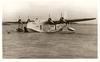 THE IMPERIAL FLYING-BOAT CAMBRIA OF IMPERIAL AIRWAYS USED ON THE EMPIRE ROUTES, G-ADUV