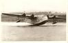 THE IMPERIAL FLYING-BOAT CERES OF IMPERIAL AIRWAYS USED ON THE EMPIRE ROUTES, G-AETX
