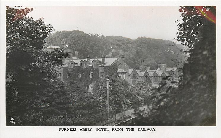 FROM THE RAILWAY