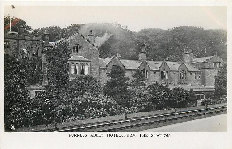 HOTEL FROM THE STATION