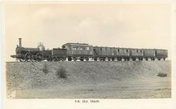 F.R. OLD TRAIN