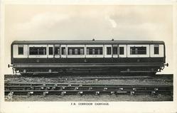 F.R. CORRIDOR CARRIAGE