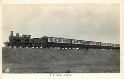 F.R. NEW TRAIN
