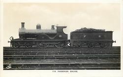 F.R. PASSENGER ENGINE
