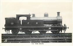 F.R. TANK ENGINE