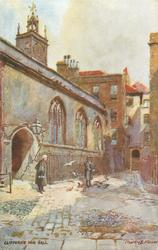 CLIFFORD'S INN HALL