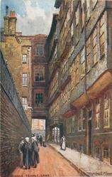 MIDDLE TEMPLE LANE