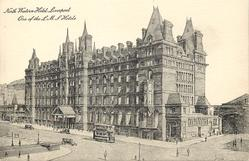 NORTH WESTERN HOTEL, LIVERPOOL