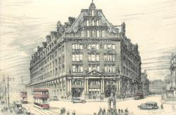 THE CALEDONIAN HOTEL, EDINBURGH'S MOST LUXURIOUS HOTEL