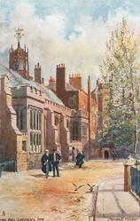THE HALL, LINCOLNS INN