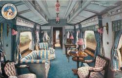HER MAJESTY'S DAY COMPARTMENT