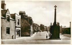 HIGH STREET  prominent monument