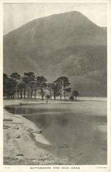 BUTTERMERE AND HIGH CRAG